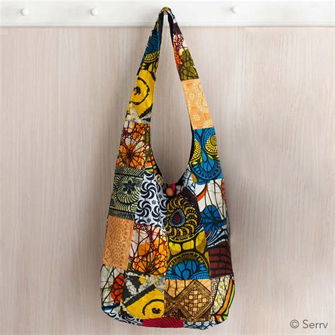 Patchwork Sling Bag - handbags shoulder bags patchwork sling bag