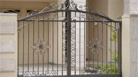 stunning home iron gate design contemporary interior