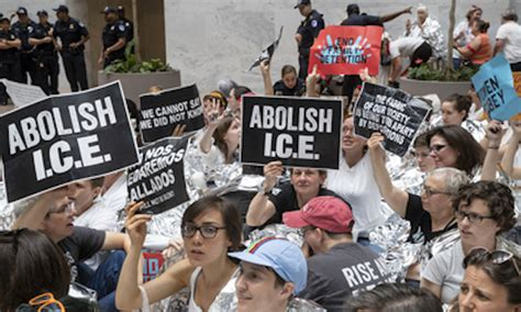 kirsten gillibrand slogan democrat 2020 caign slogan abolish ice gopusa