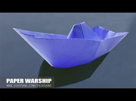 origami boat that floats on water origami boat doovi