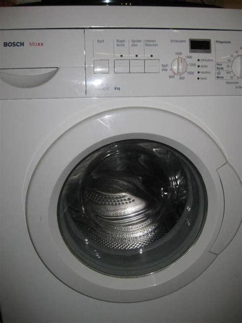 Waschmaschine Bosch Maxx 6 2354 by Bosch Maxx In Worms Waschmaschinen Kaufen Und Verkaufen
