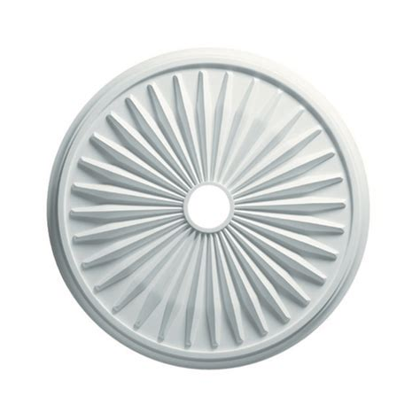 Focal Point Ceiling Medallions by Focal Point Ceiling Medallion 32 In Sunburst Medallion 80632 Classic Ceilings