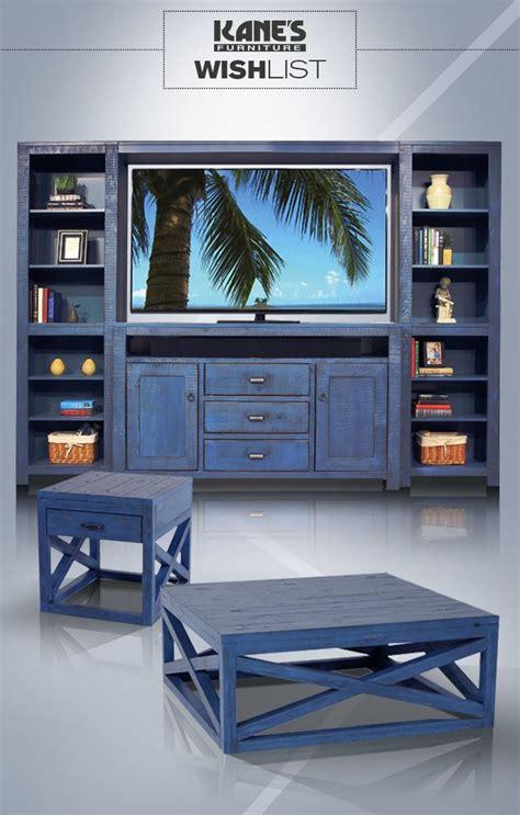 extraordinary color   captiva blue wall unit