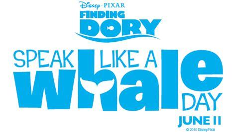 Finding Dory Logo touringplans disney world and disneyland news