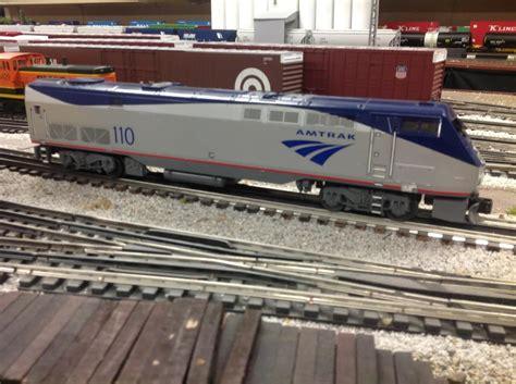 Amtrak Background Check Fs Mth Premier Amtrak Genesis Phase V Non Powered O Railroading On Line Forum