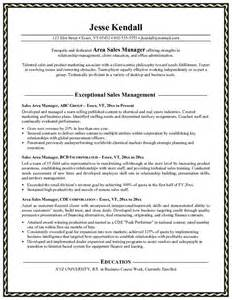 Resume Format For Sales Manager by Sales Resume Atlanta Ga Sales Sales Lewesmr