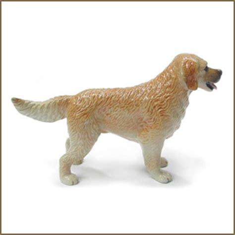 golden retriever northern va northern golden retriever miniature porcelain figurine animal emporium