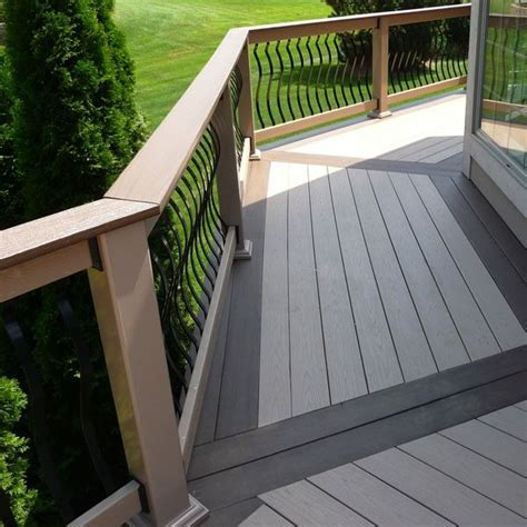 Composite Patio by Composite Deck Vs Patios Compare The Pros Cons And