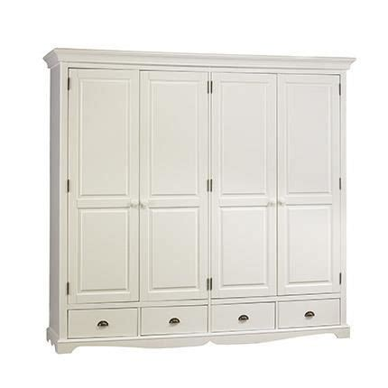 grande armoire chambre grande armoire penderie blanche de style anglais achat