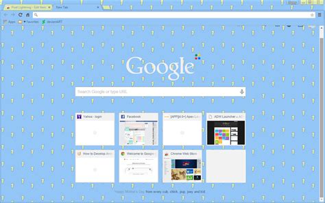 google chrome themes girly pixel lightning google chrome theme by sleepy stardust