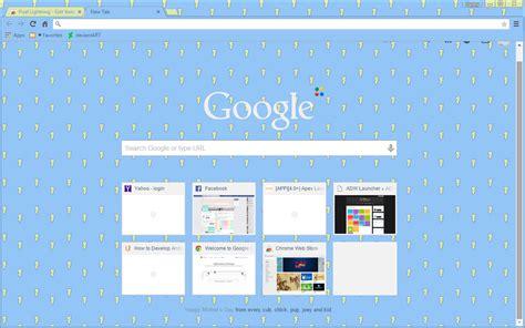 theme google chrome default pixel lightning google chrome theme by sleepy stardust