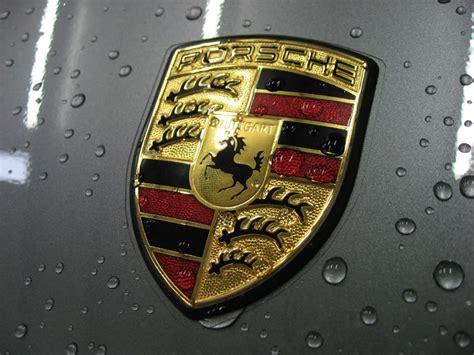 Porsche Wappen Aufkleber Klein by Einfache Photoshoparbeiten Porsche Logo Raidrush Board