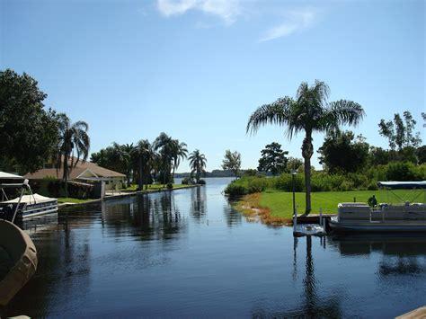 overview lake tarpon villas  palm harbor