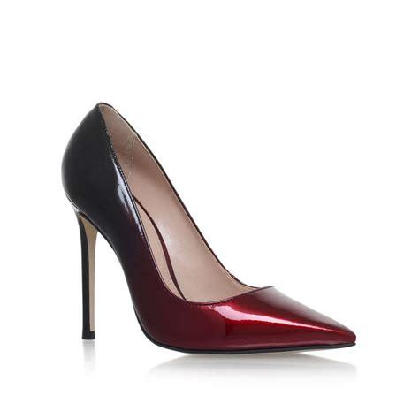 Ascot Heels By Carvela At Kurt Geiger 2 wine high heel court shoes by carvela kurt geiger