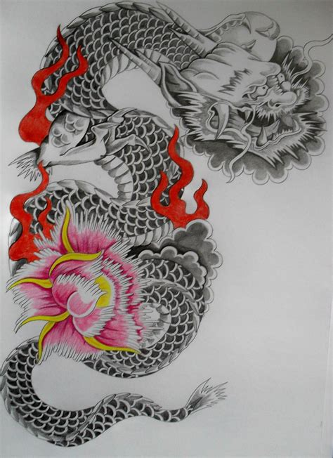 japanese dragons on pinterest
