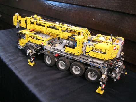 lego technic mobile crane mk ii technic 42009 mobile crane mk ii catawiki