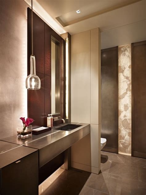 modern restrooms lake washington shores contemporary bathroom