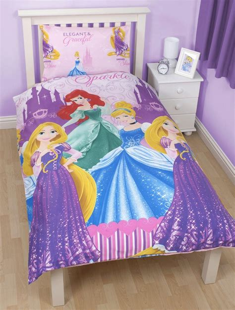 disney girls bedroom set timeless elegance disney princess bedding set to beautify
