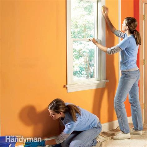 preparing a bathroom for painting how to prepare wood trim for a smooth paint job the