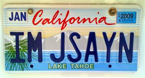 Vanity Plates California by Report California Considering Digital License Plates