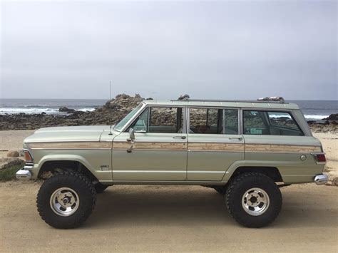 1971 jeep wagoneer 1971 jeep wagoneer custom for sale on bat auctions sold