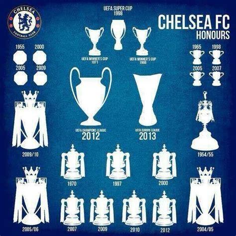 chelsea history trophies trophies and more trophies chelsea fc pinterest