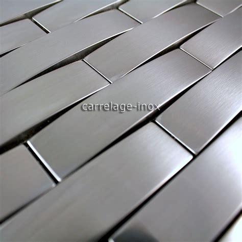 騁ag鑽e cuisine inox mosaique inox carrelage inox faience cuisine factory