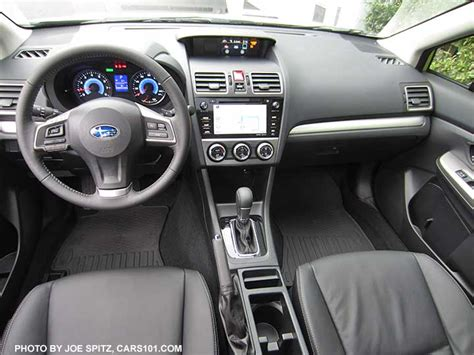 subaru hybrid interior subaru crosstrek 2015 autos post