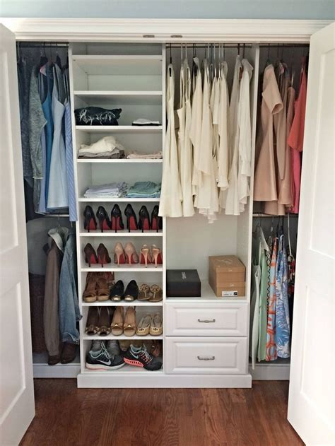 Reach In Closet Organization by 17 Best Images About Reach In Closet Organizers On