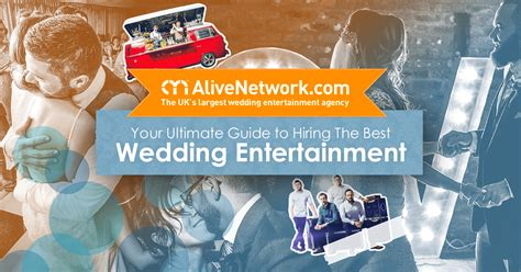 Wedding Bands Entertainment by Ultimate Guide To Wedding Entertainment Wedding Bands Uk