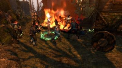 dungeon siege 3 split screen dungeon siege iii 360 review gamer
