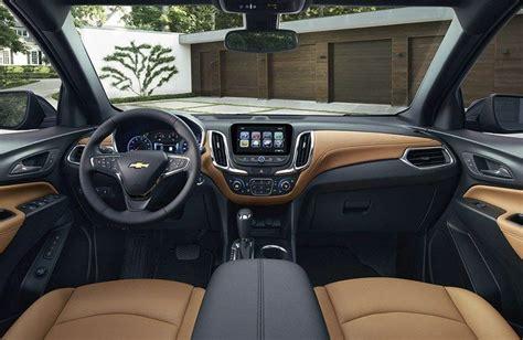 Chevrolet Interior Colors by 2018 Chevy Equinox Exterior Interior Color Options