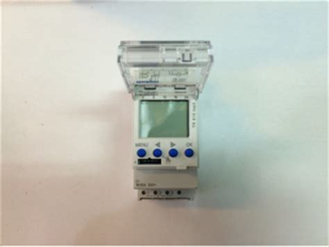 Timer Theben Tr610 Top2 Digital by Jual Timer Theben Tr610 Top2 Digital Permata Elektrindo