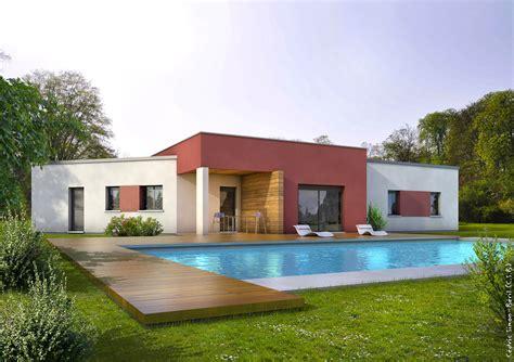 Maison Moderne Decoration by Fa Ade Maison Moderne Avec Couleur Facade Maison