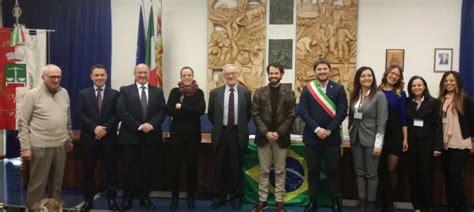 consolato brasiliano a il console brasiliano torres incontra a marcon la comunita