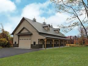 building a house out of a pole barn residential pole building tri state buildings pa nj