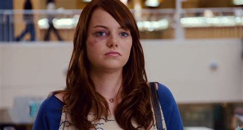 emma stone horror movie emma stone as jules in superbad actor s debuts in