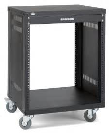 Rack For Audio Equipment Samson Srk12 Universal Rack Stand 12 Space Rack Version 19