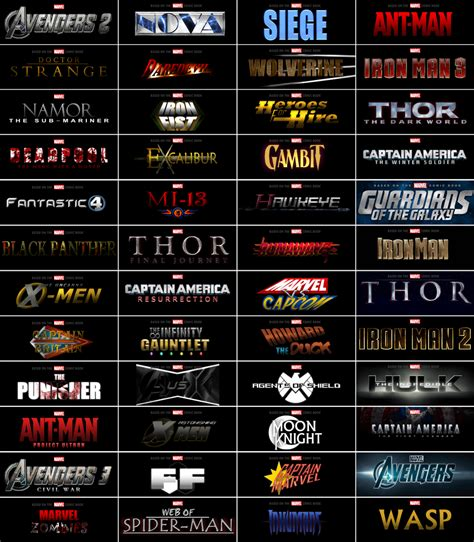 film marvel coming soon marvel logos fan future by superdude001 on deviantart