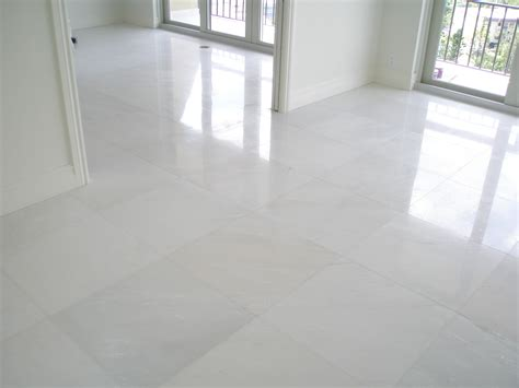White Ceramic Tile Kitchen Floor by White Porcelain Floor Tile 24x24 Carrara Marble Floor Tile