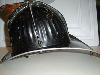 fire helmet design history vintage firefighting helmet collectors weekly