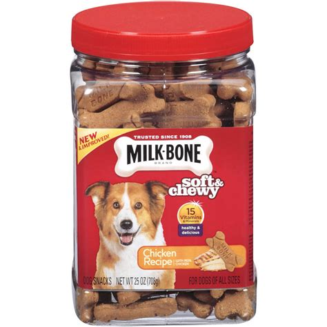 bones for puppies 8 weeks milk bone chicken treats 25 oz jar treats more shop the exchange
