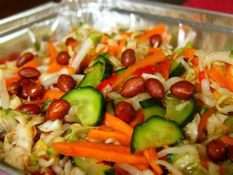 resep asinan sayur kuliner indonesia