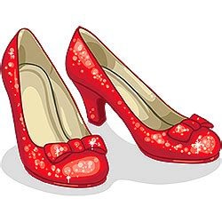 ruby slippers clip ruby slippers clipart