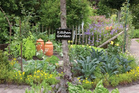 Food Garden by Plant A Perennial Food Garden Gardening Earth