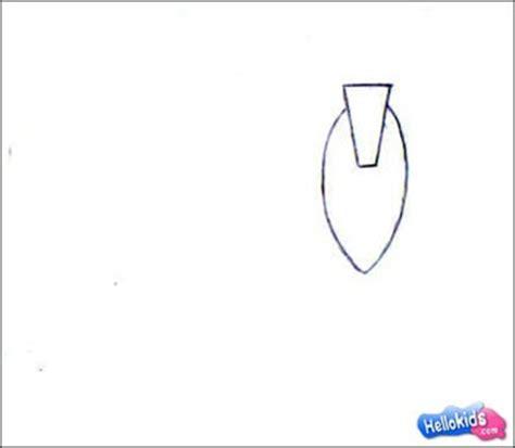 tutorial wapiti how to draw wapiti hellokids com