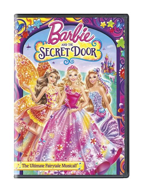 Mattel Dvd A Secret and the secret door dvd