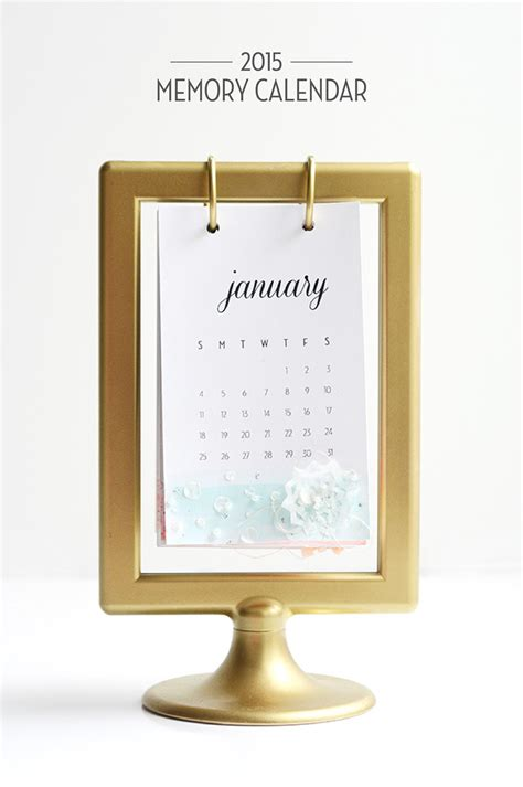 Calendar Stand Free Printable Calendar Templates For 2015 A Diy