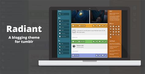moodle themes for sale radiant responsive theme for tumblr by tolrem themeforest