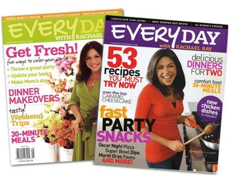 Rachael Ray Magazine Sweepstakes - rachael ray magazine
